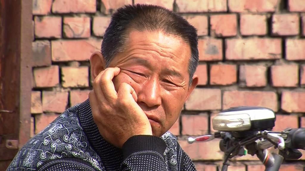 Obyvatel čínského města Pao-tchou