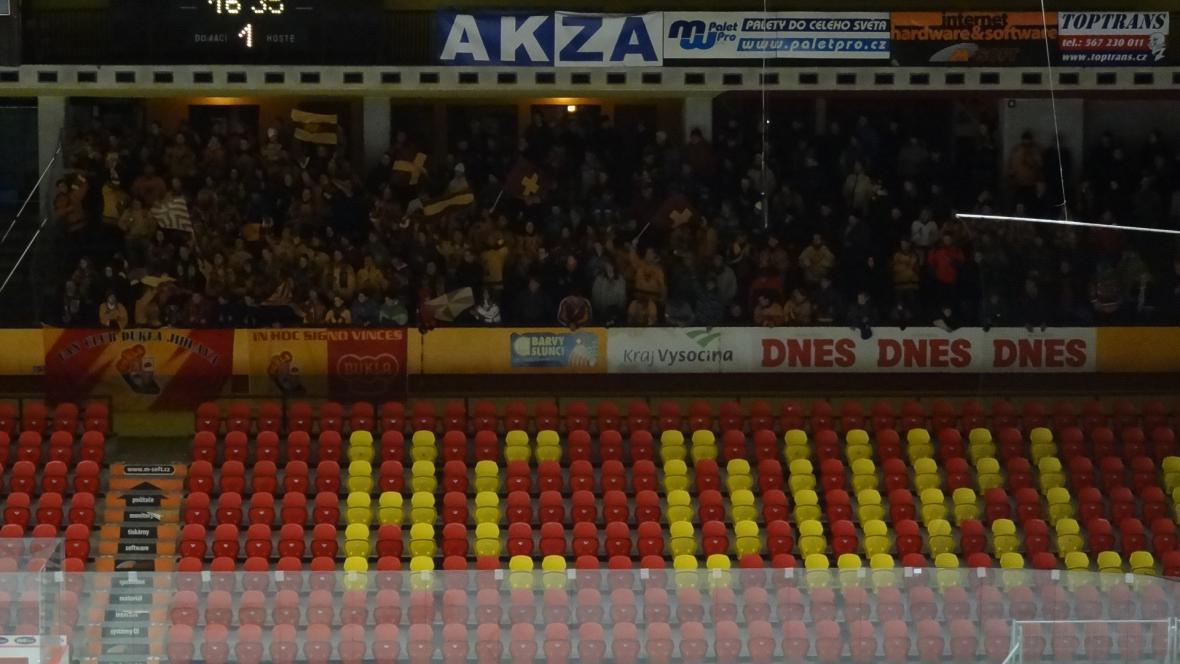 Zápas sledovalo jen 1082 diváků