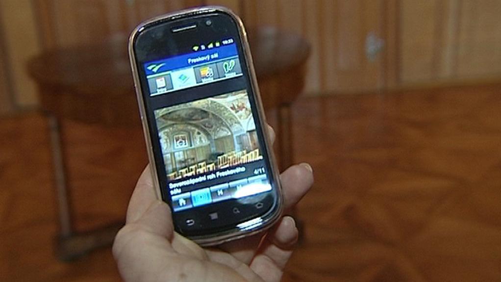 Multimediální průvodce v Muzeu Vysočiny