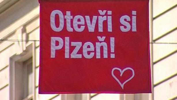 Plzeň - město kultury