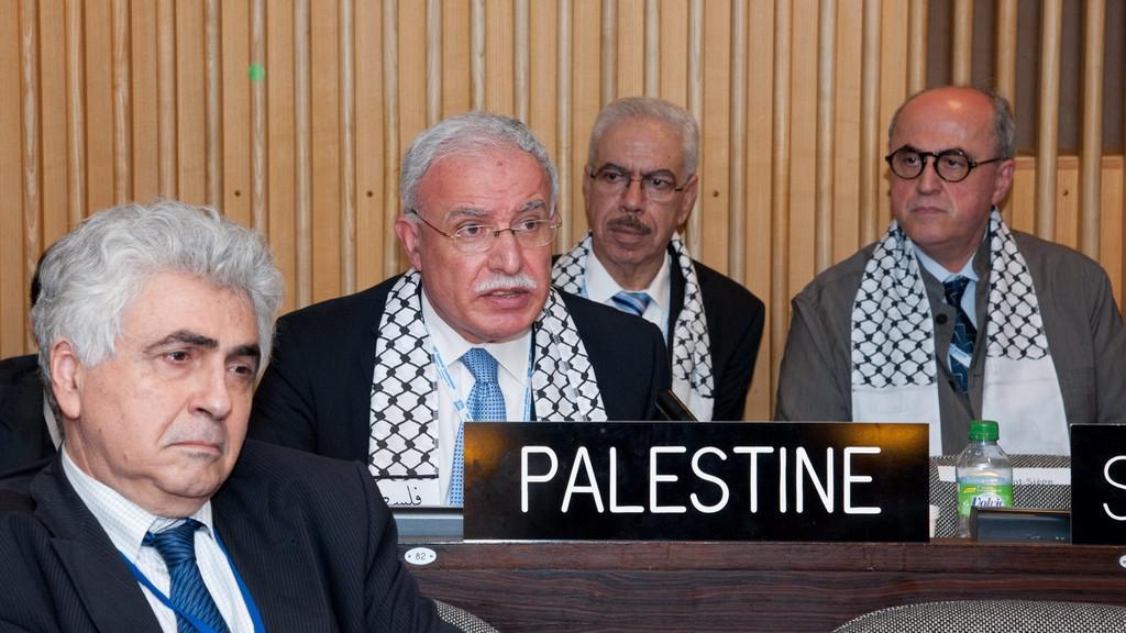 Zástupci Palestiny