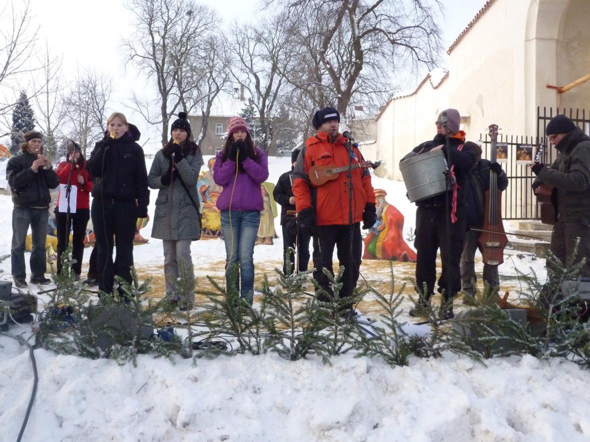 Adventní program v Mníšku pod Brdy