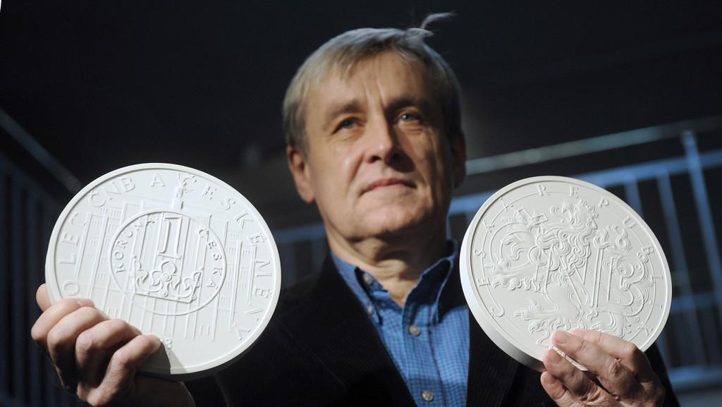 Pamětní mince k výročí ČNB