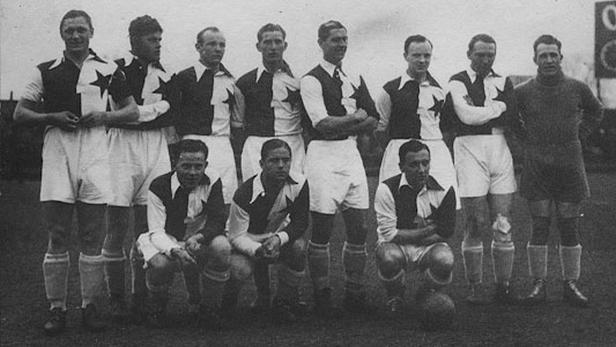 Fotbalová Slavia v Bicanově éře