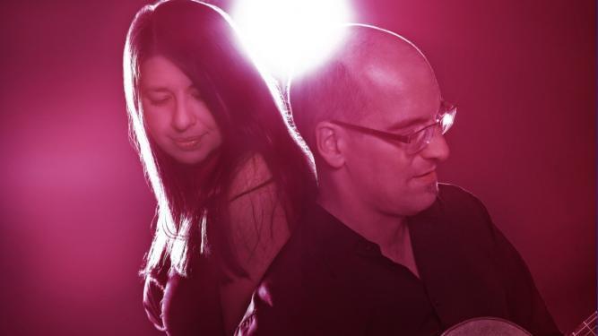 Yvonne Sanchez a Pedro Tagliani