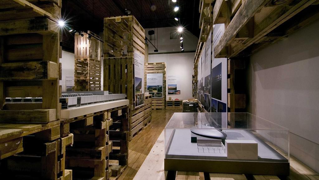 Výstava Současný český industriál