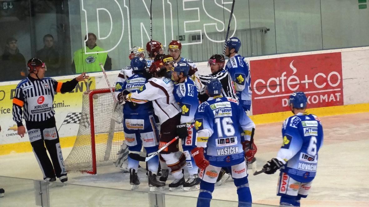 Sparta v Brně zvítězila 2:1
