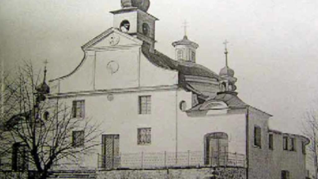Zničené kostely severních Čech