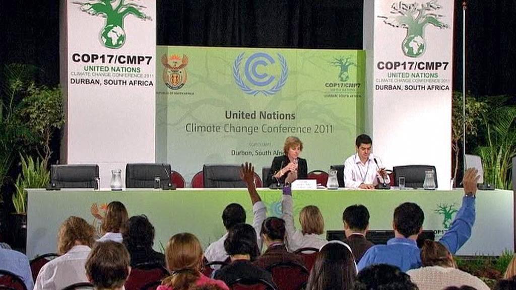Konference OSN o změnách klimatu v Durbanu
