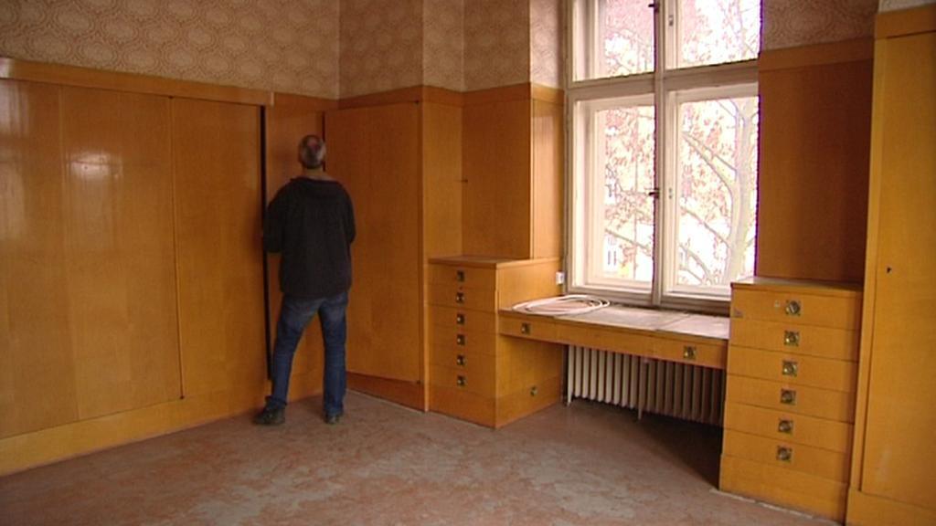 Loosův interiér