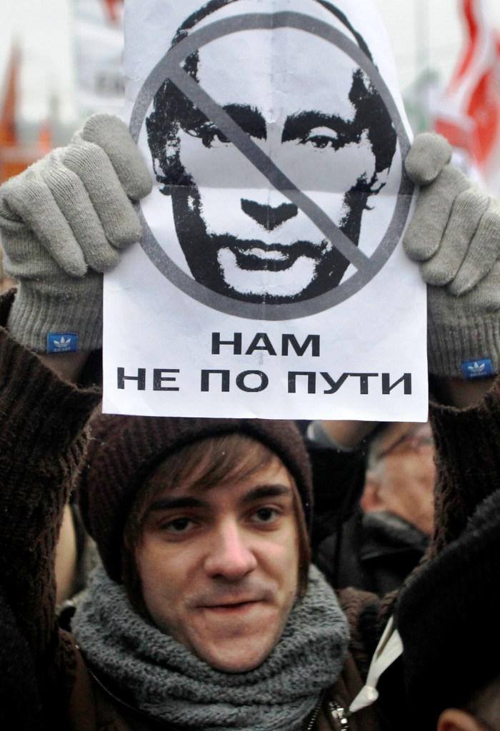 Proti Putinovi