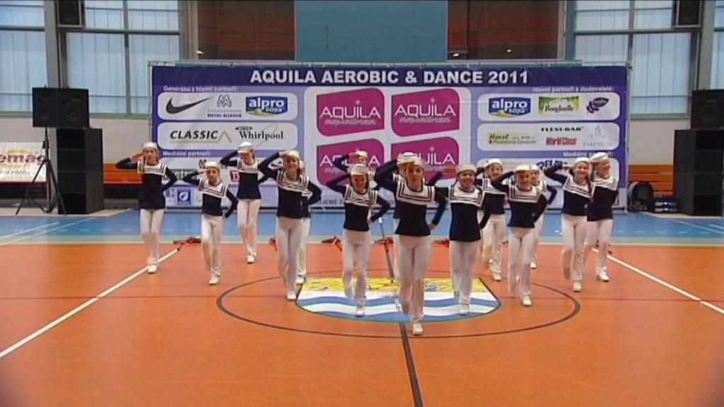 Mistrovství Republiky v Aerobicu