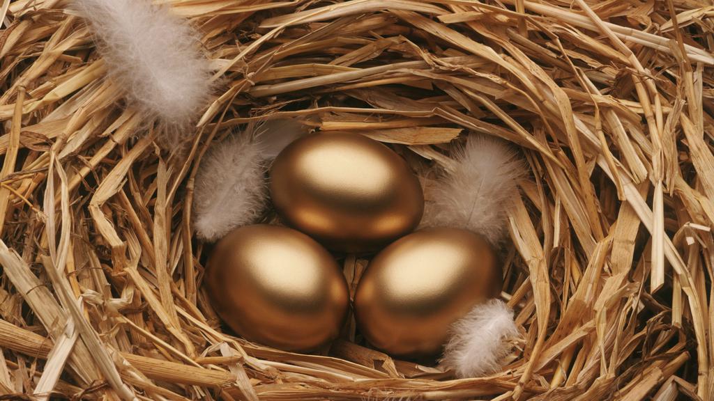 Zlatá vejce