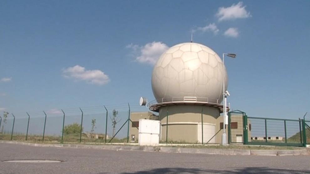 Radar v Sokolnicích