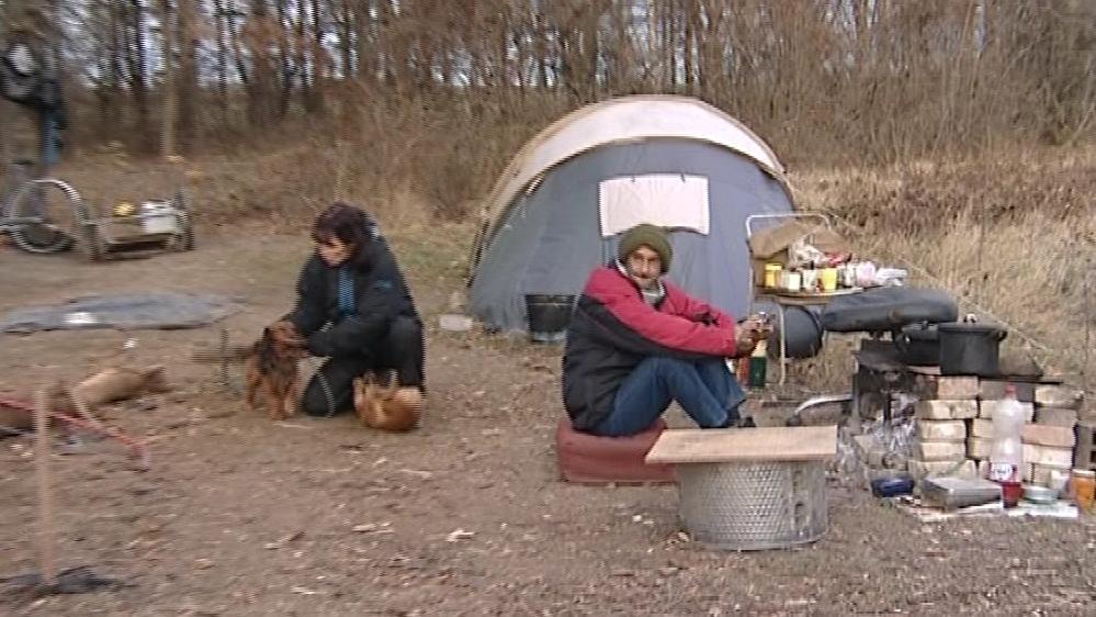 Vnorovští bezdomovci