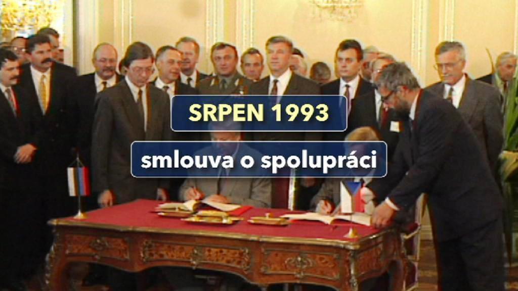 Podpis smlouvy o spolupráci