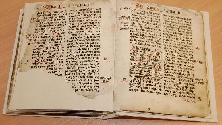 Renovovaná bible