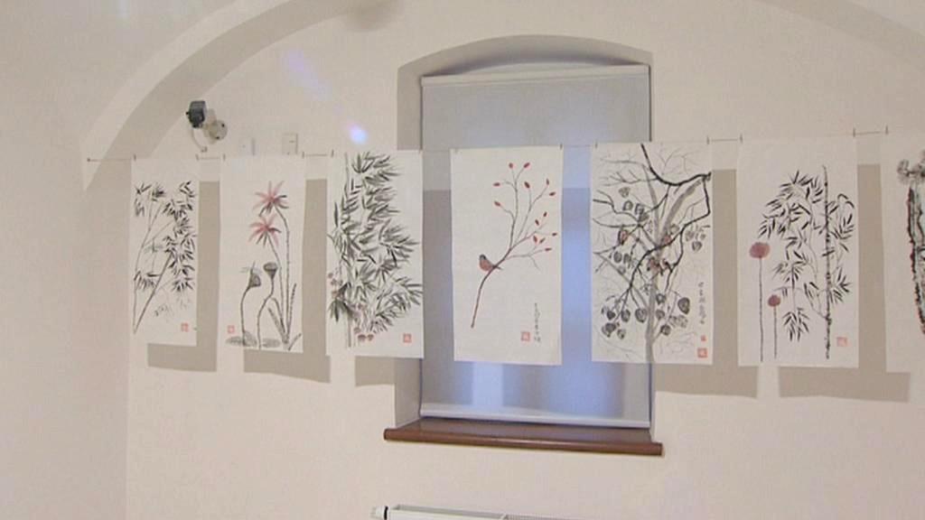 Kresby Emilie Milerové