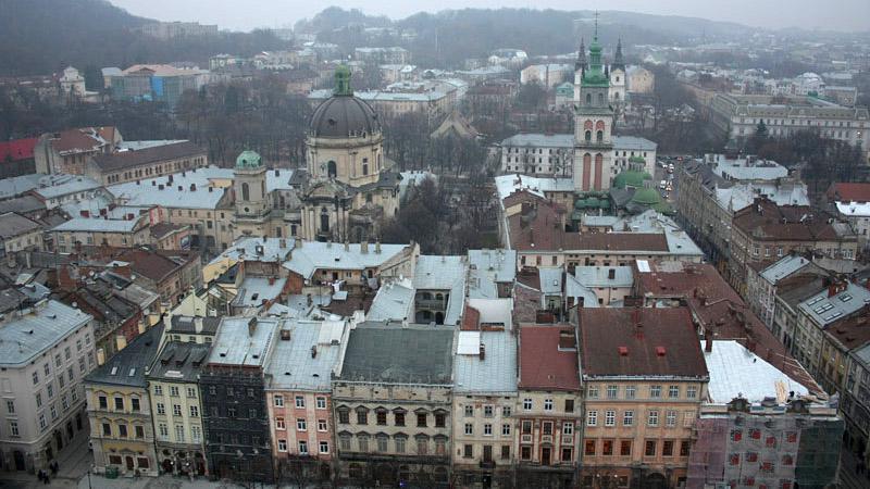 Centrum Lvova