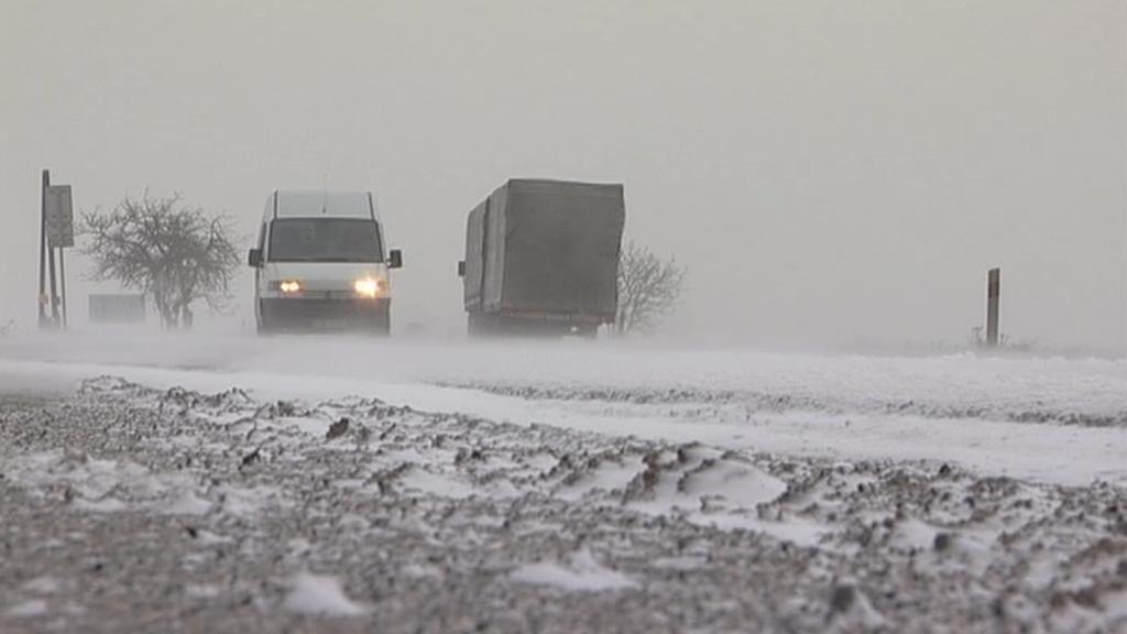 Provoz v zimě