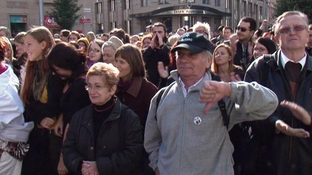 Protesty proti vedení brněnského ND