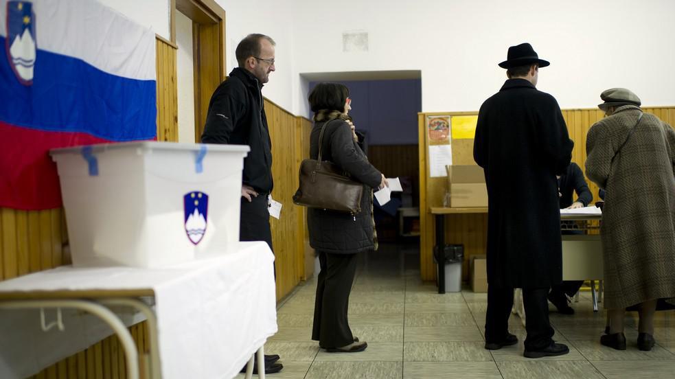 Historicky první předčasné volby ve Slovinsku