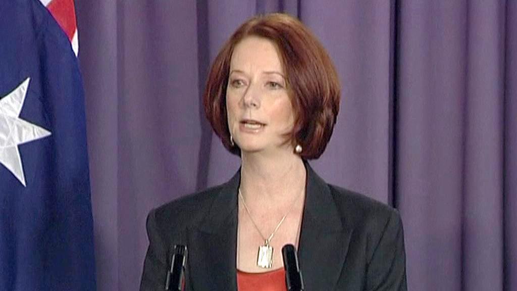 Julia Gillardová