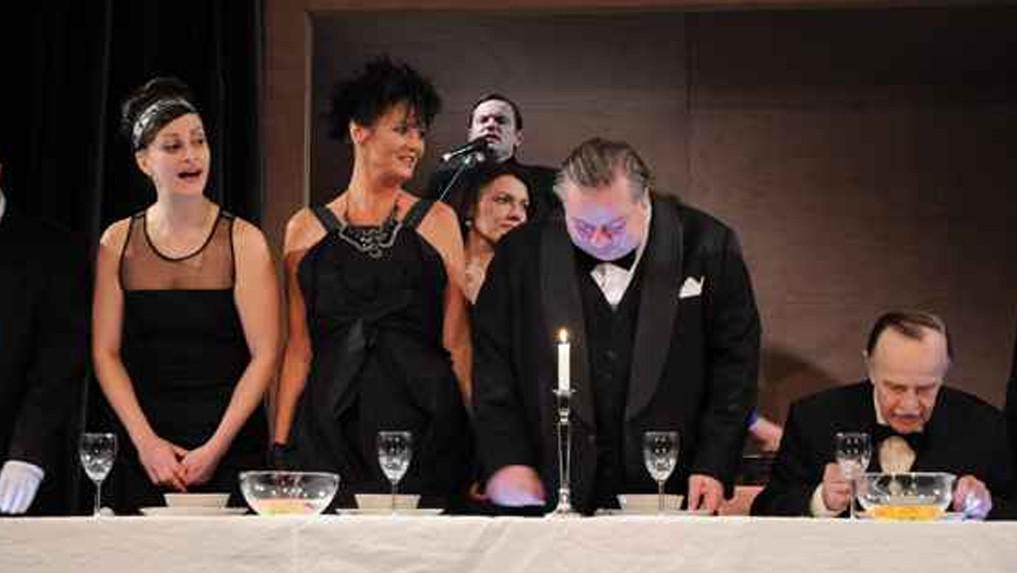 Rodinná slavnost - Divadlo Petra Bezruče