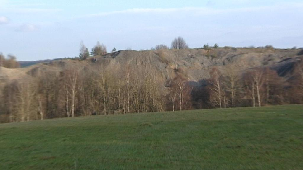 Pekelný vrch u Nečtin