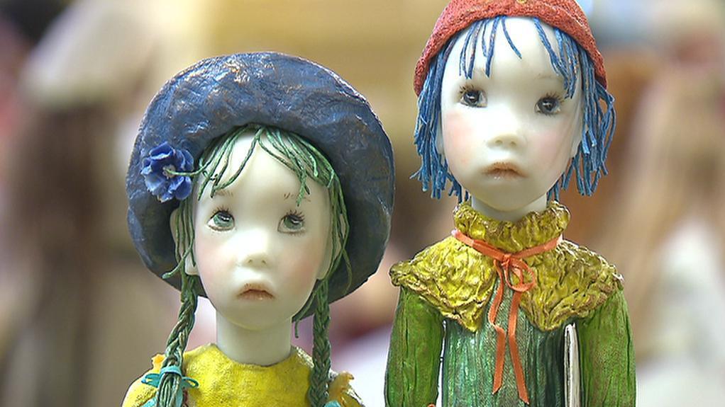 Výstava Doll Prague