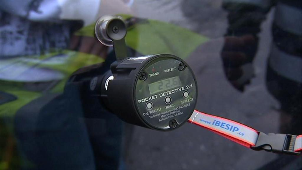 Měření propustnosti autoskel