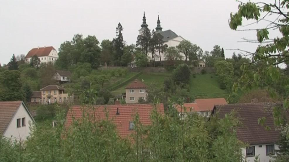 Kostel Narození Panny Marie ve Vranově