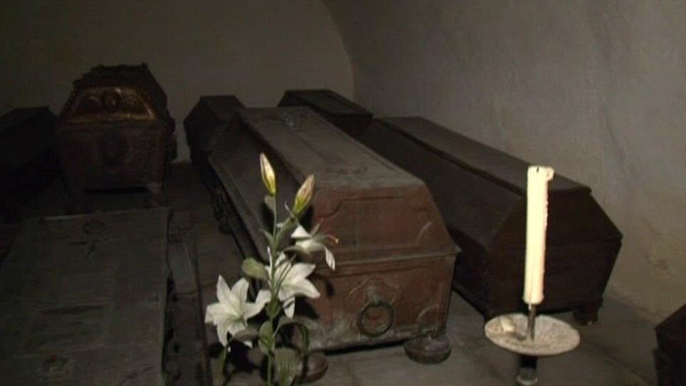 Lichtenštejnská hrobka ve Vranově