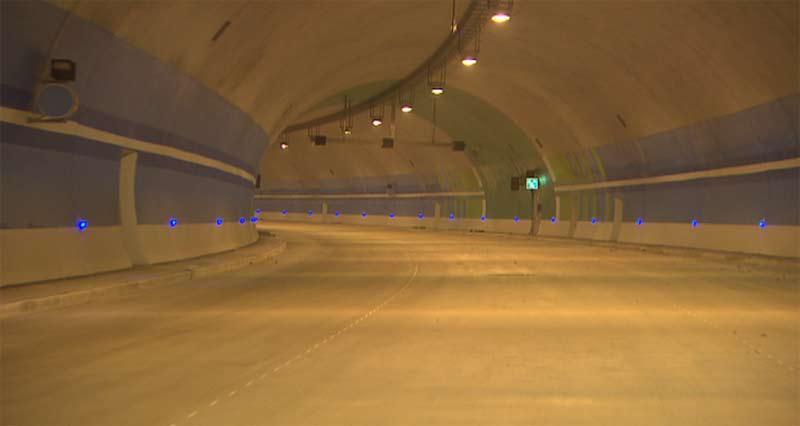 Nový tunel na Pražském okruhu