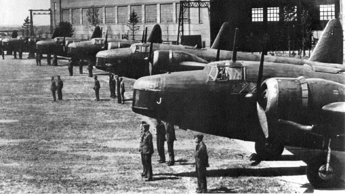 Wellingtony RAF