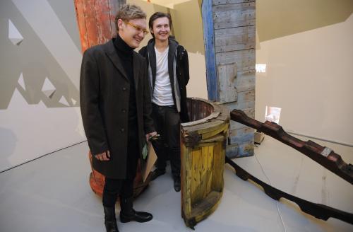 Vasil Artamanov a Alexej Klyuykov