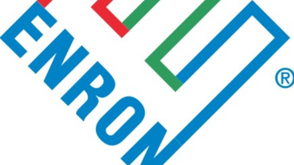 Logo firmy Enron