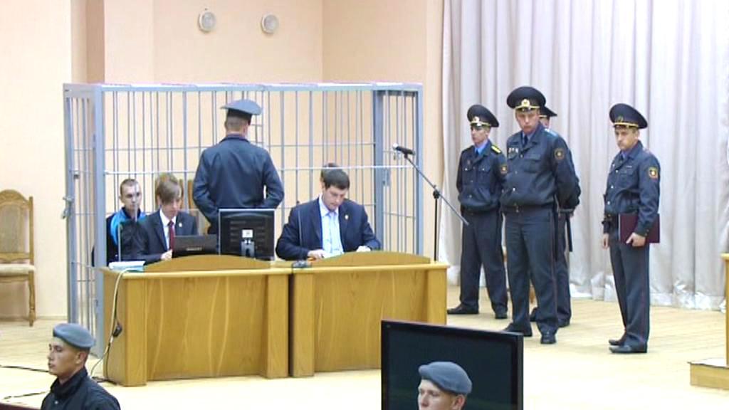 Atentátníci z minského metra před soudem