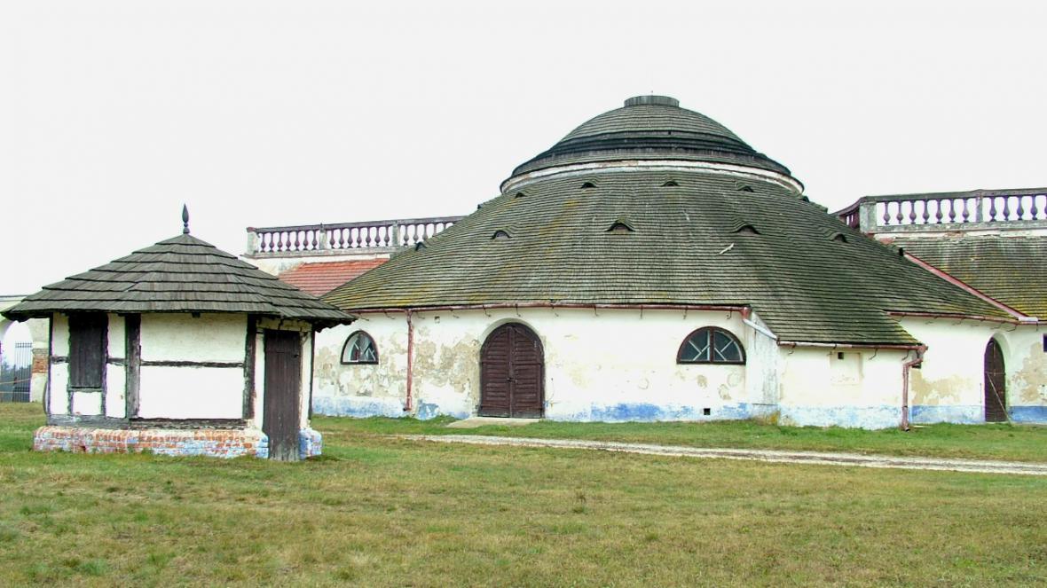 Nový Dvůr v Lednicko-valtickém areálu