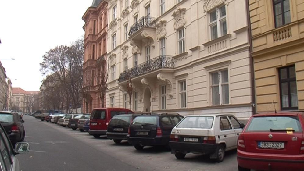 Památkově chráněný dům v Jaselské ulici