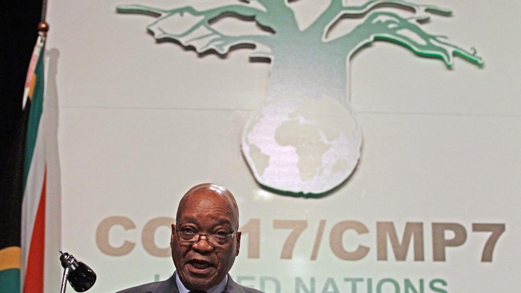 Zahájení 17. konferenci OSN o změnách klimatu
