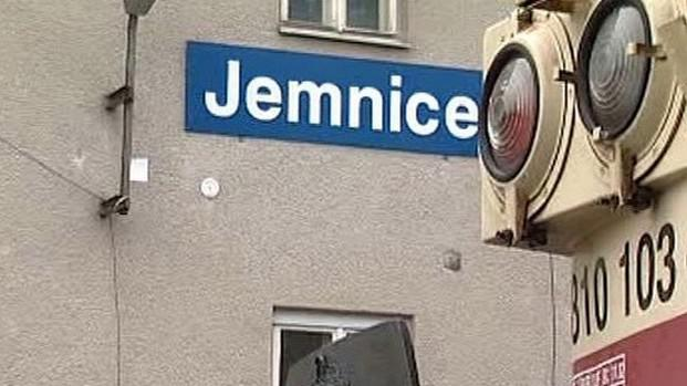 Vlak v Jemnici