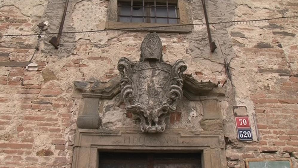 Barokní sýpka v Miroslavi