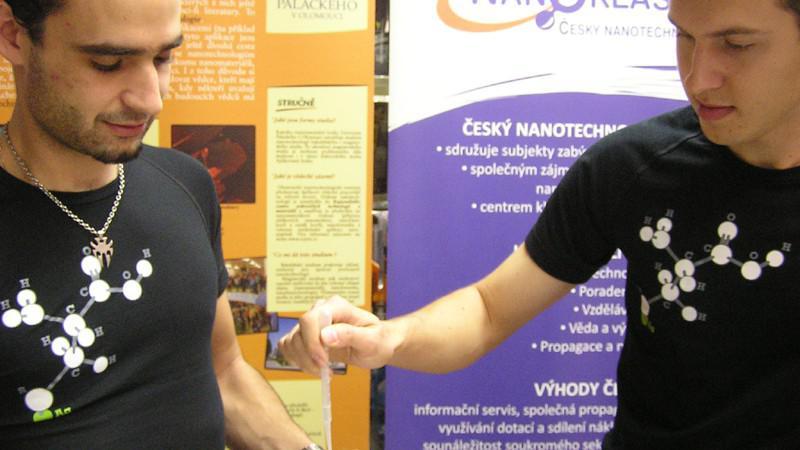ukázka nanotechnologie