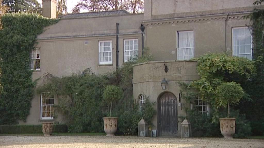 Benešův dům v Aston Abbotts