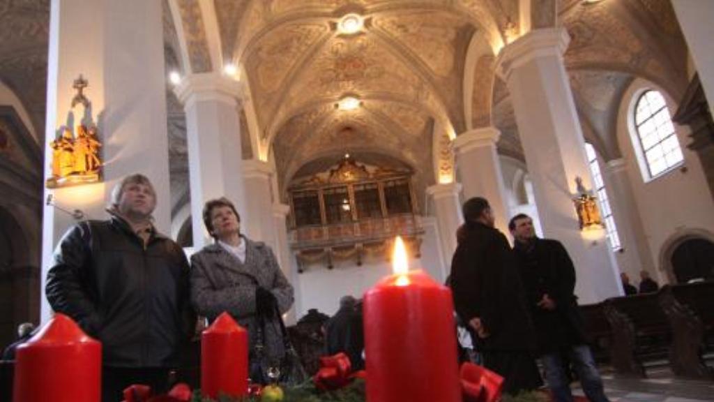 Kostel sv. Václava v Mikulově