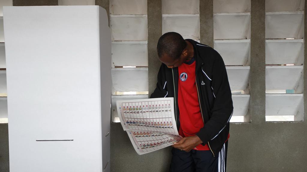 Volby v Kongu