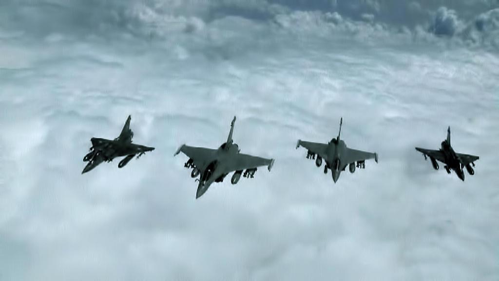 Stíhačky NATO