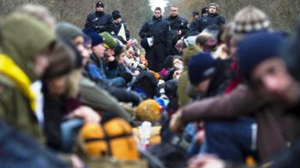 Protesty v Německu
