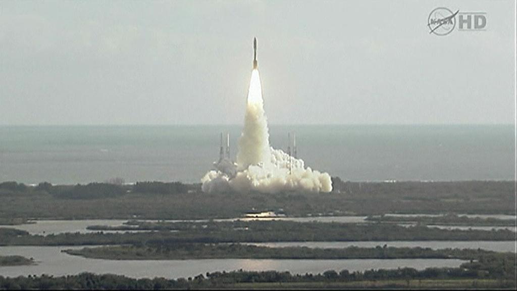 Start rakety Atlas-5